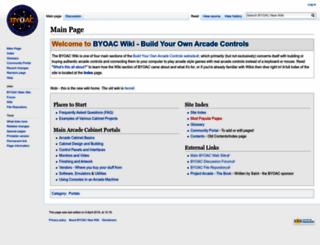 wiki.arcadecontrols.com screenshot
