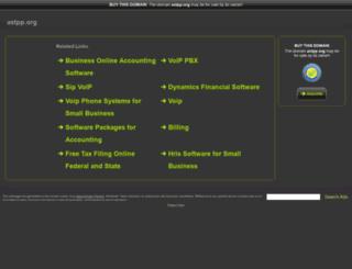 wiki.astpp.org screenshot
