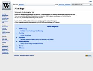 wiki.bowlingchat.net screenshot