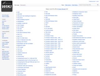 wiki.fractalaudio.com screenshot