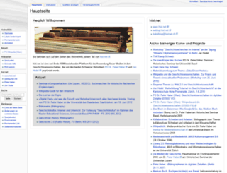 wiki.hist.net screenshot