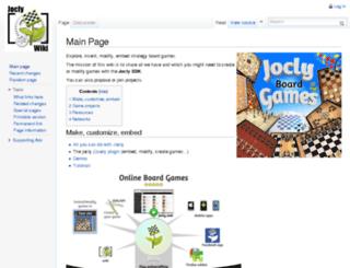 wiki.jocly.com screenshot