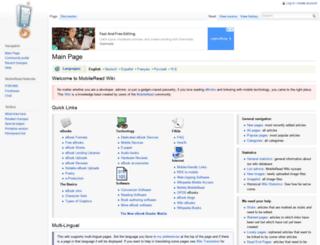 wiki.mobileread.com screenshot