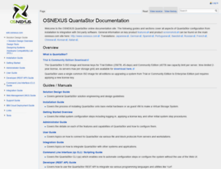 wiki.osnexus.com screenshot