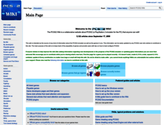 wiki.pcsx2.net screenshot