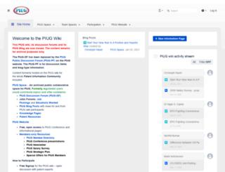 wiki.piug.org screenshot