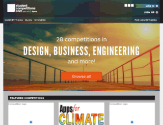 wiki.studentcompetitions.com screenshot