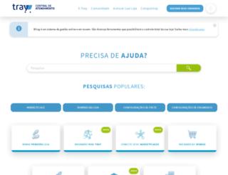 wiki.tray.com.br screenshot