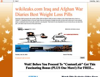 wikileaks-com.blogspot.com screenshot