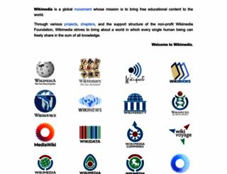 wikimedia.org screenshot
