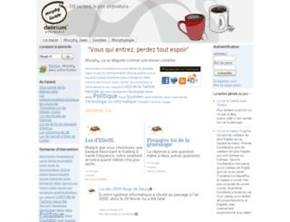 wikimurphy.net screenshot