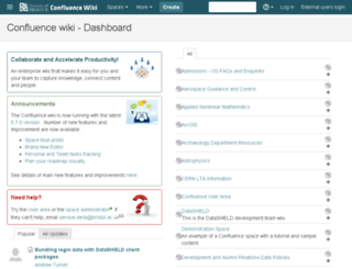 wikis.bris.ac.uk screenshot