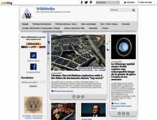 wikistrike.com screenshot