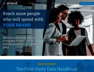 wiland.com screenshot