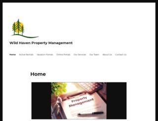 wild-haven.com screenshot