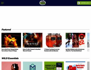 wild941.com screenshot