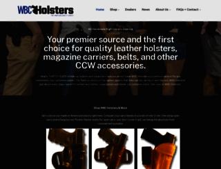 wildbillsconcealment.com screenshot