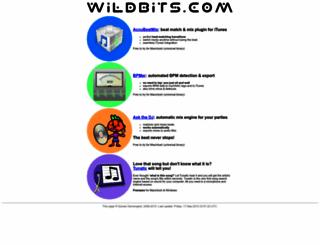 wildbits.com screenshot