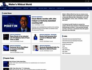 wildcatworld.com screenshot