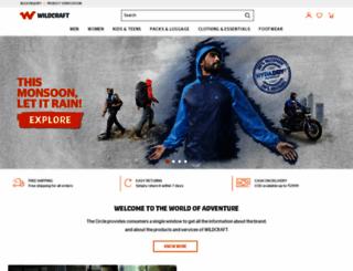 wildcraft.com screenshot