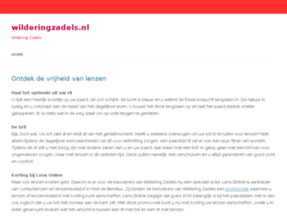 wilderingzadels.nl screenshot