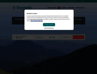 wilderkaiser-travel.com screenshot
