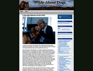 wildewmn.wordpress.com screenshot