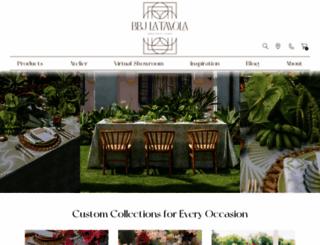 wildflowerlinens.com screenshot