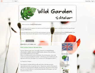 wildgarden-paysage.blogspot.com screenshot