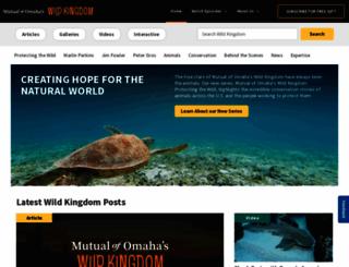 wildkingdom.com screenshot