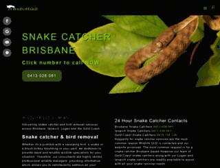 wildlifeqld.com.au screenshot