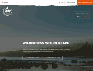 wildrenfrew.com screenshot