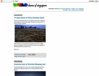 wildshores.blogspot.sg screenshot