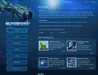 wildstarstock.com screenshot