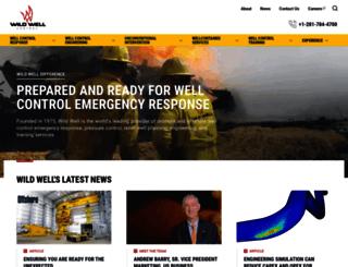 wildwell.com screenshot