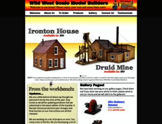 wildwestmodels.com screenshot