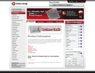 wileyprinting.com screenshot