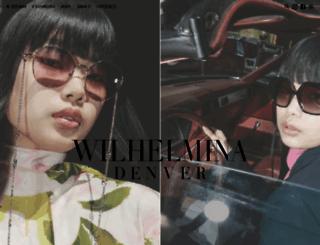 wilhelminadenver.com screenshot