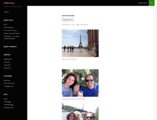 wilke.org.za screenshot
