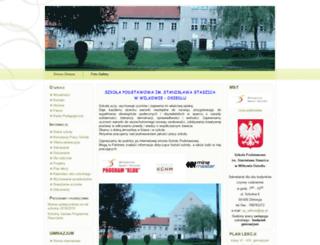 wilkow-osiedle.pl screenshot