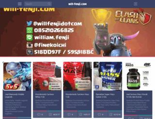will-fenji.com screenshot