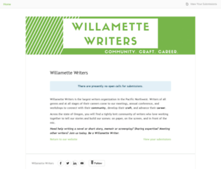 willamettewriters.submittable.com screenshot