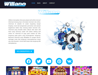 willano.com screenshot