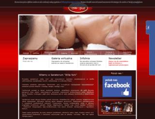 willayork.pl screenshot