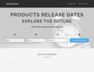 willbereleased.com screenshot