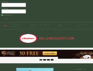 willemeggert.com screenshot
