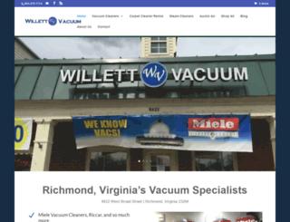 willettvac.com screenshot