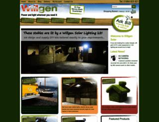 willgen.co.uk screenshot