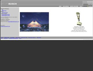 williambusch.com screenshot