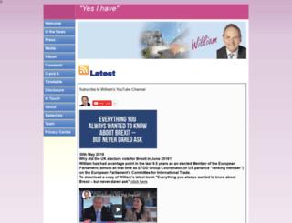 williamdartmouth.com screenshot